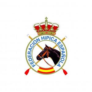 Logotipo Real Federación Hípica Española